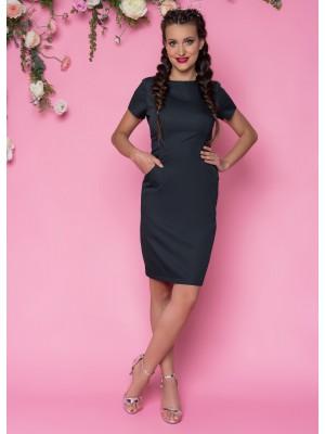Sukienka nr 60 czerń 90cm