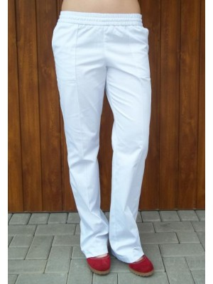 Fason 18 spodnie białe
