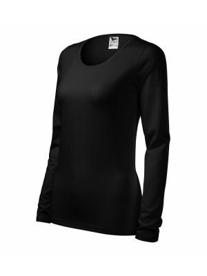 139 Koszulka Slim Czarna
