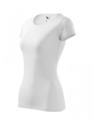 141 Koszulka Slim Biała