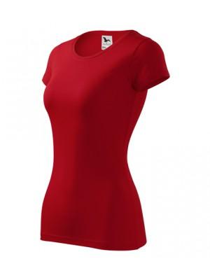 141 Koszulka Slim Czerwona