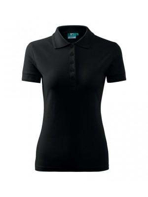 210 Koszulka Polo Czarna