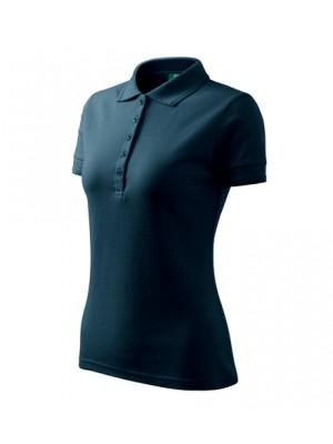 210 Koszulka Polo Granat