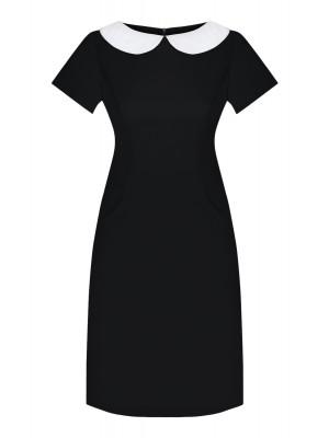 Sukienka nr 61 czarna 90cm