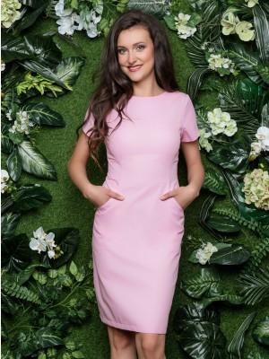 Sukienka nr 60 puder 90cm