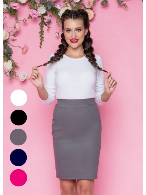 Spódnica nr 48 elastyczna kolory