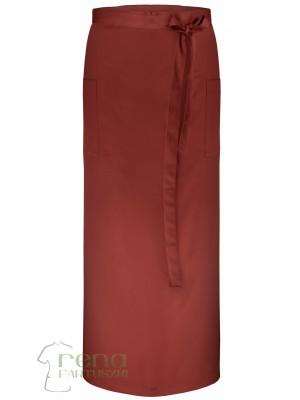 Zapaska bordo 90 cm