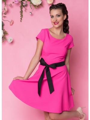 Sukienka nr 66 róż 90 cm