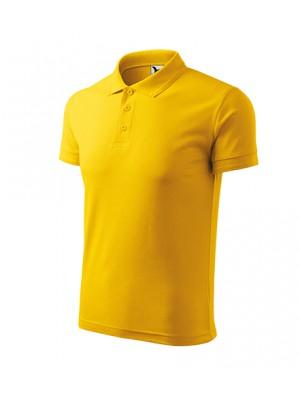 203 Koszulka Polo Żółty