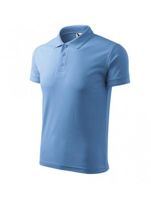 203 Koszulka Polo Błękit