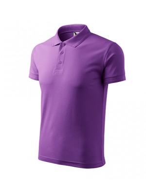 203 Koszulka Polo Fiolet