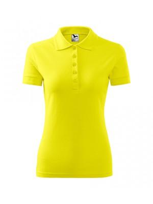 210 Koszulka Polo Cytryna