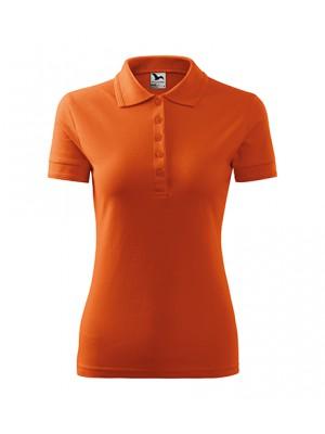 210 Koszulka Polo Pomarańcz