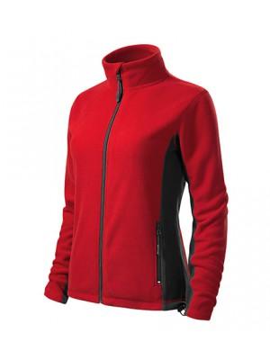 528 Bluza Polar Czerwony
