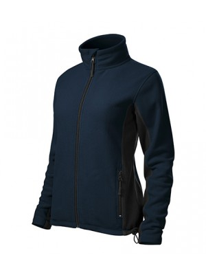 528 Bluza Polar Granat