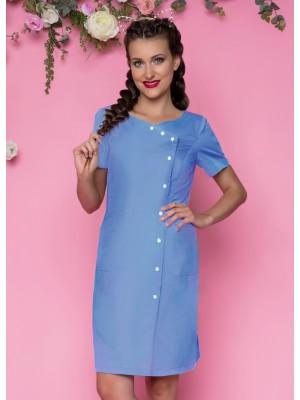 Sukienka nr 41 serenity 90 cm cyrkonie A42 roz 36