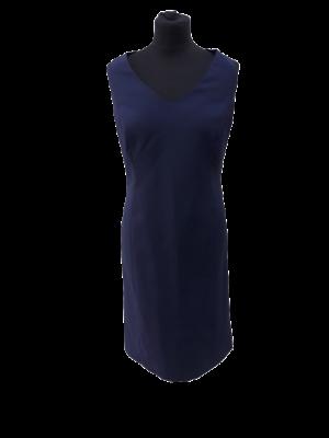 Sukienka granat 105cm A71 roz 44