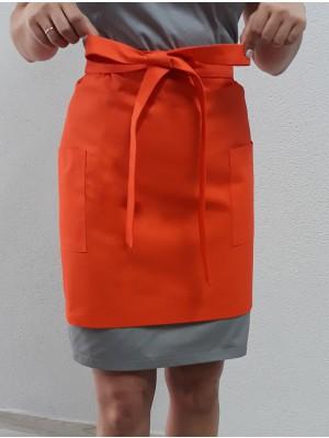 Zapaska pomarańcz 45 cm