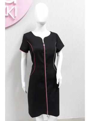 Sukienka nr 60 zamek czerń 90cm B50