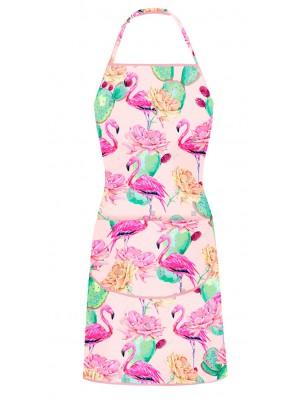 Fartuszek nr 81 Flamingi