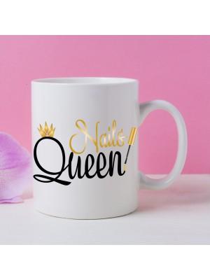 Kubek Nails Queen