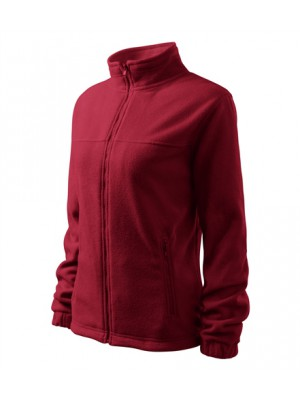 504 Bluza Polar damski malboro czerwony