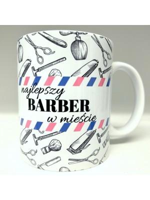 Kubek dla Fryzjera - naj Barber w mieście