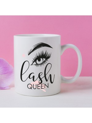 Kubek dla Stylistki rzęs Lash Queen 2