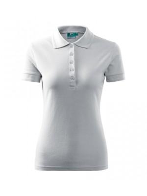 210 Koszulka Polo Biała