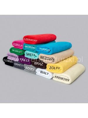 Ręcznik 50x100 kolory