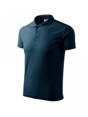 203 Koszulka Polo Granat